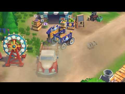 FarmVille 2 Country Escape🐰Level 95 IOS Gameplay