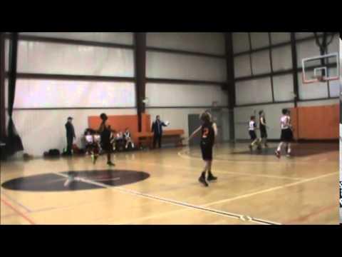 Beverly 5th Grade Travel Basketball @ Haverhill (1.4.15)
