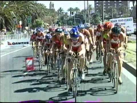1996 St George Triathlon Grand Prix Rd2 St Kilda - Enduro Format