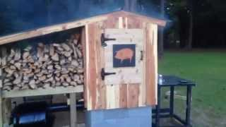 How to Build A Smokehouse: My Sowbelly BBQ Smokehouse
