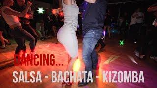 Falken Parties Salsa Bachata Kizomba at Dance Vida