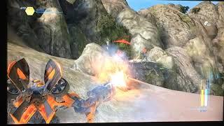 Transformers: Dark of the Moon - Unused Submachine Gun