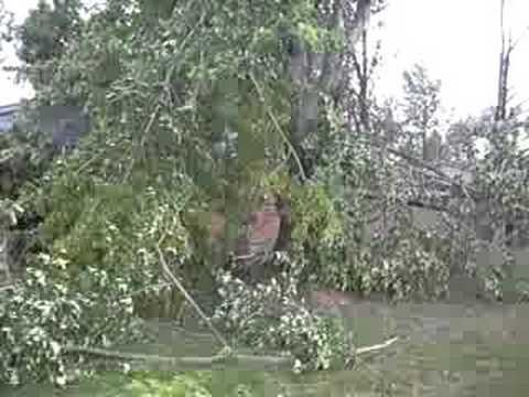 Cincinnati Wind Storm 9/14/08- Hurricane Ike #3
