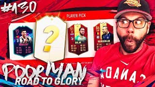 BABY ICON SBC CRAFTED and RED INFORM PLAYER PICK PACKS! - POOR MAN RTG #130 - FIFA 19