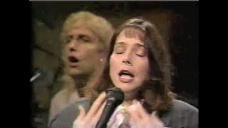"Nanci Griffith, ""From a Distance"" on Letterman, August 30, 1988"