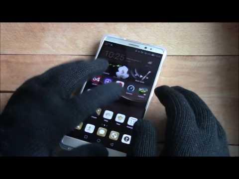 Huawei Mate 8 - интересные фишки флагмана из Поднебесной