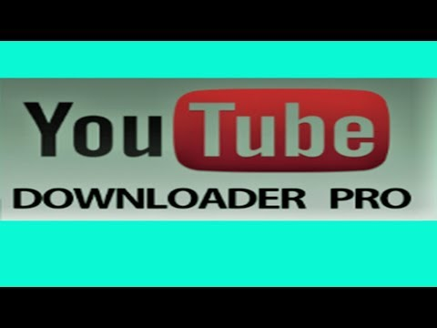 How to Download YouTube video Downloader pro Free