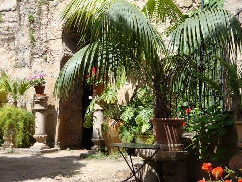 Les bains arabes à Palma de Mallorca