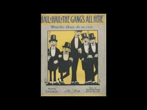 Hail, Hail the Gang's All Here (1917)