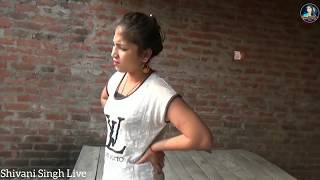 Entertainment Video    मैडम जी फस गईल    Shivani Singh & Nandu Kharwar,