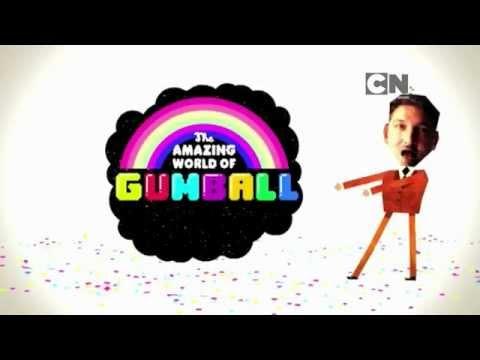 Cartoon Network UK HD Imagination Studios Ben Bocquelet Promo