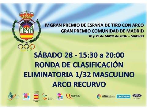 IV GRAN PREMIO DE ESPAÑA - GP COMUNIDAD DE MADRID 2016 - 28/05/16 (tarde)