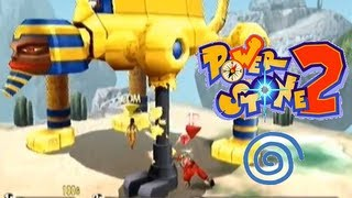 Power Stone 2 playthrough (Dreamcast)