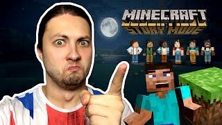 KONIEC MINECRAFT ?! - Minecraft: Story Mode #3 s.1