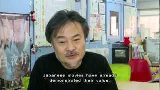 Interviewees 受訪者: KUROSAWA Kiyoshi 黑澤清, YAMADA Yôji 山田洋次,...