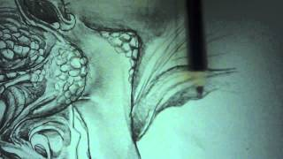 Gargoyle Speed Sketch
