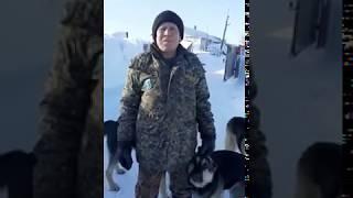 Караганда зимняя рыбалка на Чкаловском продолжается