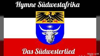 Hart wie Kameldornholz (Hymne Südwestafrika)
