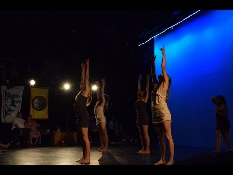 Indigenous Dance Forum, Curated by Jack Gray thumbnail