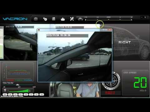 MD657 360° Dash Cam