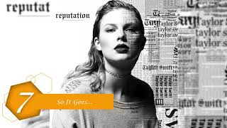 Taylor Swift - Reputation [Album Preview]
