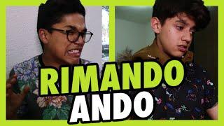 Rimando ANDO / Harold - Benny / #MiercolesDeMiercolesHB