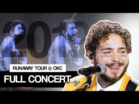 POST MALONE - RUNAWAY TOUR 2019 @ OKC