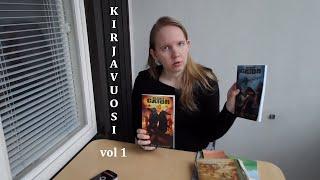 Kirjavuosi (vol. 1)