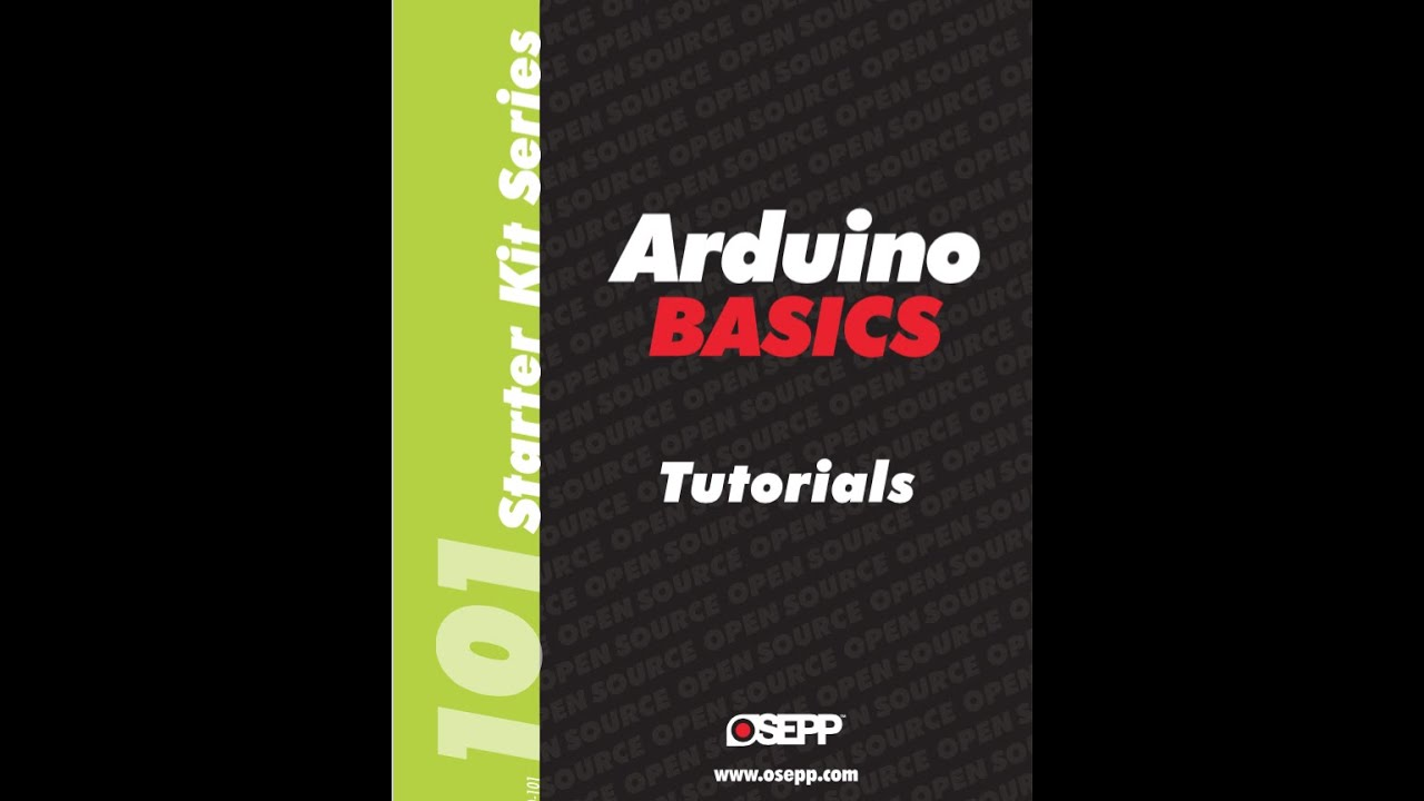 OSEPP - Arduino Compatible Products - OSEPP™ 101 Arduino Basics