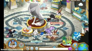 Animal Jam ~ Getting The Sky Kingdom Den! (speed u