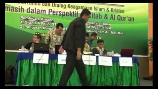 Download Video Debat Islam - Kristen : Almasih dalam Perspektif Alkitab dan Al Qur'an MP3 3GP MP4