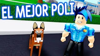 UPDATE *POLICE DOG* . . . . . . . . . . . . . . . . . . MADCITY ROBLOX