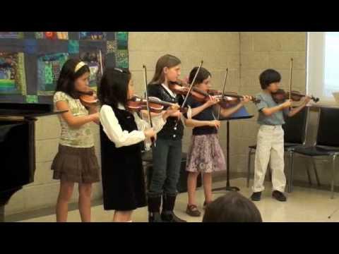 Hundson River School of Music - Dobbs Ferry Library  - Recital - 2009