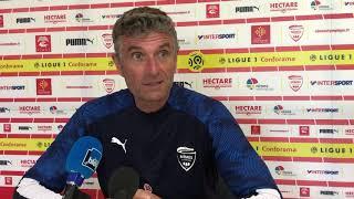 """Football - Nîmes : """"Je ne serais pas surpris si le championnat s'arrêtait"""" (Blaquart)"""