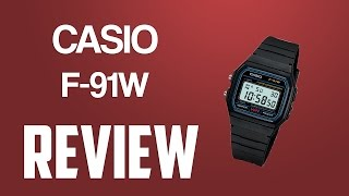 Casio F-91W review