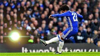 Best free kick goals 2016/2017 ● football