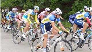 ЧМ Украины  2015  Велошоссе  Групповая гонка