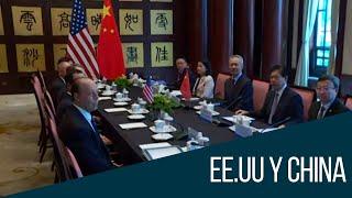 Gambar cover ¿Cómo afecta al mundo la guerra comercial entre EE. UU.  y China?
