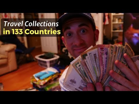 Travel Collections From 133 Countries