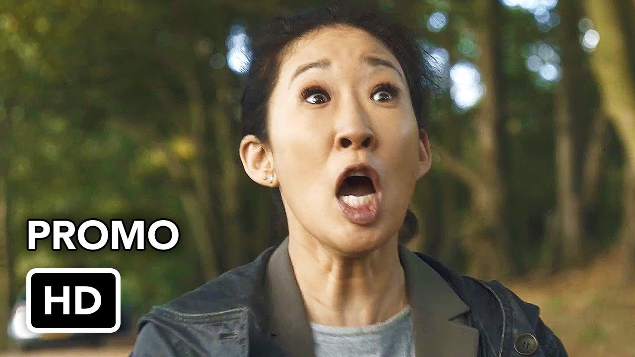 "Killing Eve 1x05 Promo ""I Have a Thing About Bathrooms"" (HD) Sandra Oh, Jodie Comer series"