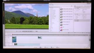 Introduction to 4K video editing with Nero Platinum 15