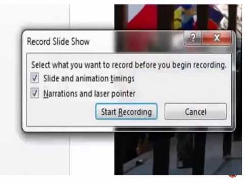 how to delete a voiceover in powerpoint