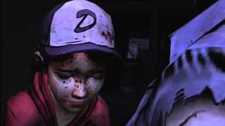 The Walking Dead - Lee's Death