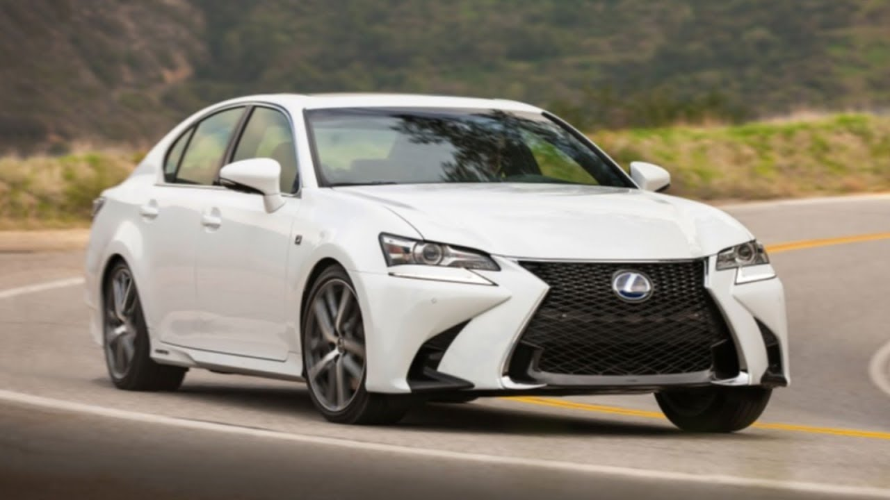 Lexus Gs 450h 2018 Car Review You