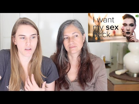 """Lesbian Couple Reacts To """"I WANT MY SEX BACK"""" 