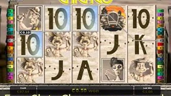 Chicago Video Slot - Play Novomatic Casino games at CherrygamesCoUk