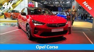 Opel Corsa 2020 (Vauxhall) - FIRST look in 4K | Interior - Exterior (Corsa GS Line & Corsa-e EV)