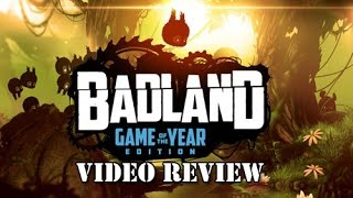 Review: Badland - Game of the Year Edition (PlayStation 4 & PS Vita)