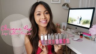 NEW Clinique Pop Lip Colour + Primer Review & Lip Swatches! | Charmaine Dulak(pls LIKE to show support ;) & Don't forget to SUBSCRIBE http://bit.ly/1JLeyw4 ♥ Review photos on my blog ..., 2015-07-09T01:54:46.000Z)