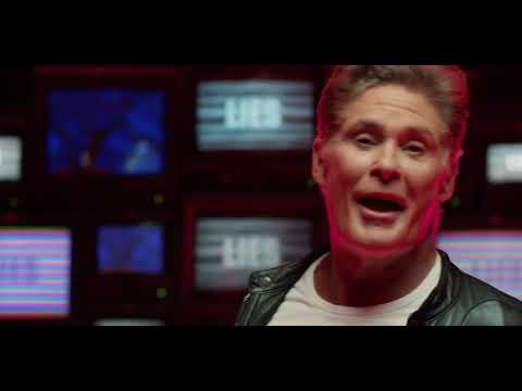 None - David Hasselhoff is back with a new song and he's taking on the media